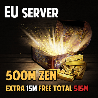Mu Legend EU server 515M Zen