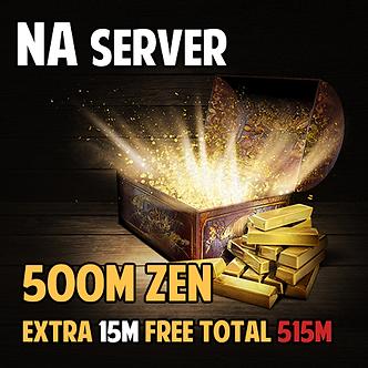 Mu Legend NA server 515M Zen
