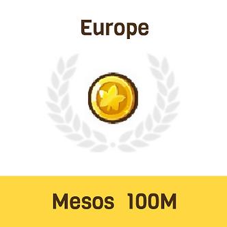 MapleStory2 Europe Mesos 100M