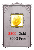 EU Server 3300 Gold