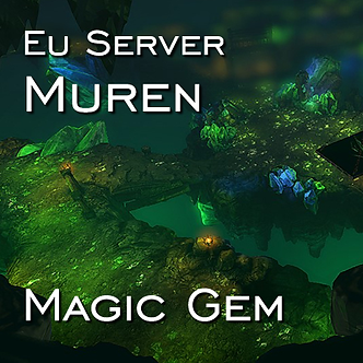Muren Magic Gem 600K