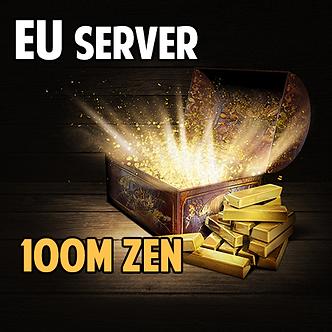 Mu Legend EU server 100M Zen