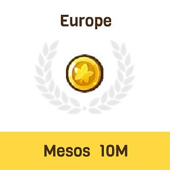 MapleStory2 Europe Mesos 10M