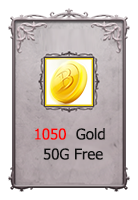 NA Server 1050 Gold