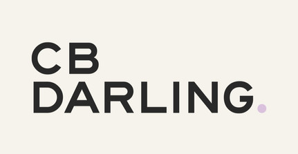 CB Darling. Word Mark