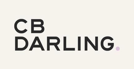 CB Darling. Word Mark