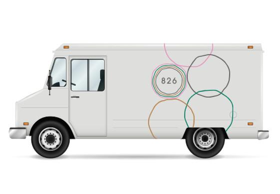 826 Tour Truck