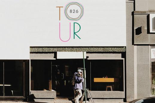 826 Tour Exterior