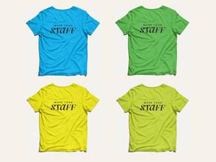 Detroit Public Library Staff Shirts