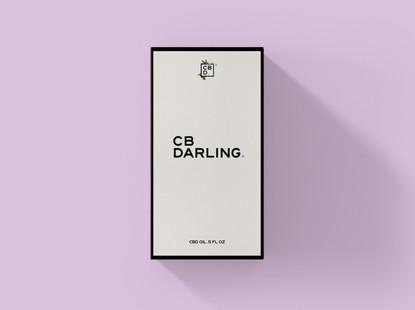CB Darling. Packaging
