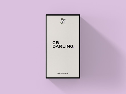 CB Darling. Packaging