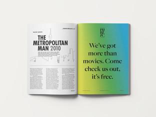 Detroit Public Library Magazine Ad