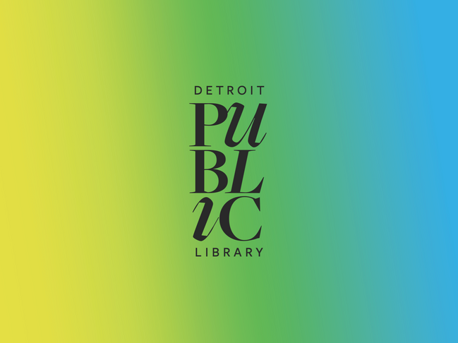 Detroit Public Library Identity