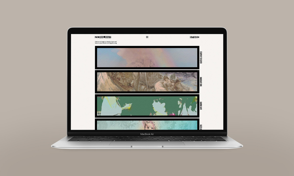 Zepology Website Home Page