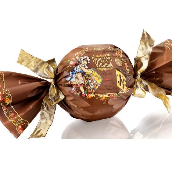 Panettone chocolat