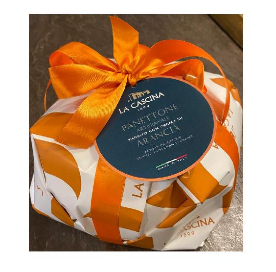 Panettone Artisanal à l'orange