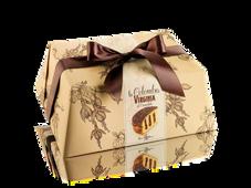 Colomba au chocolat