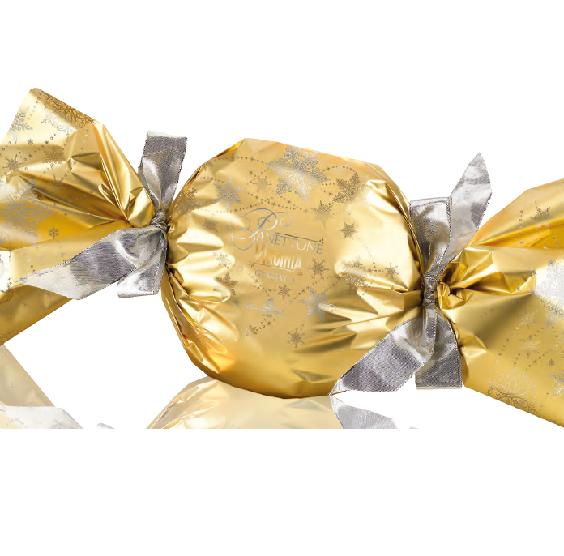 Panettone glaçage noisette