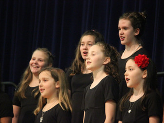 Accepting New Singers in January!