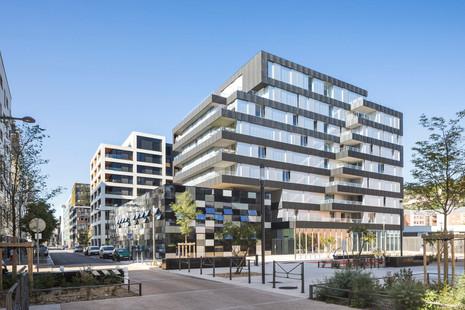 84 logements livrés à Lyon-Confluence