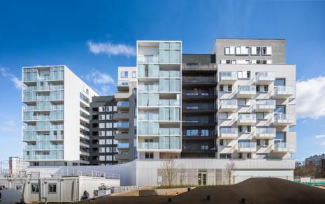 180 logements livrés à Asnières