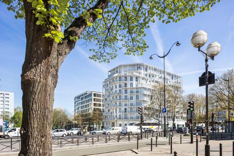 103 logements sociaux livrés à Paris 18