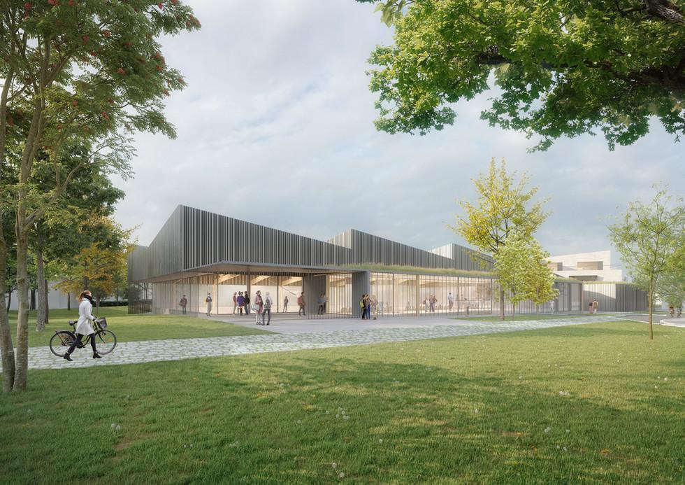 College Cergy_Gymnase Exterieur_HD modif