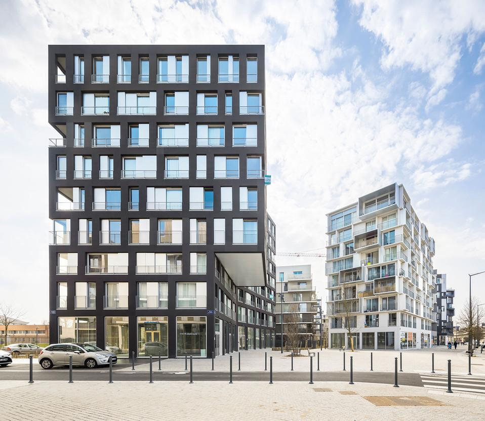 Porte de Valenciennes / Lille