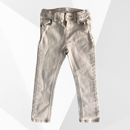 Calça Jeans Zara Baby   Veste 18-24 meses