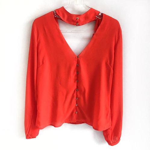 Camisa Cor de Rosa | Veste P