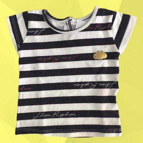 Camiseta Lilica Ripilica | Veste 6 meses