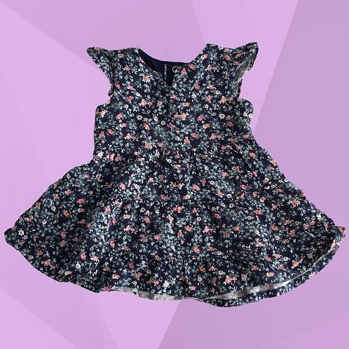 Vestido Carter's | Veste 9 meses