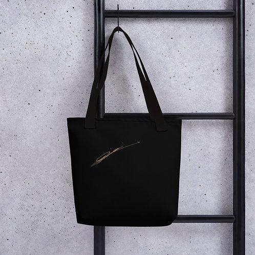 Branded Liam C. Tote bag