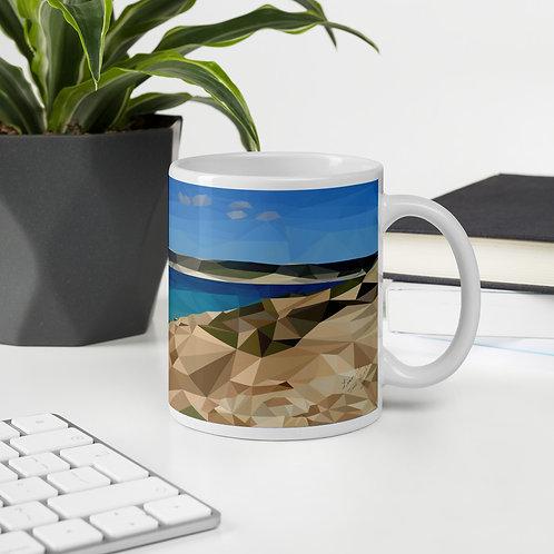 Comino's Blue Lagoon Mug