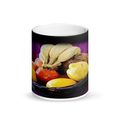Malta Poly-Art Fruit Matte Magic Mug