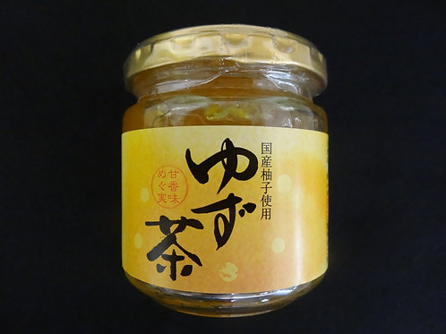 国産柚子使用 ゆず茶