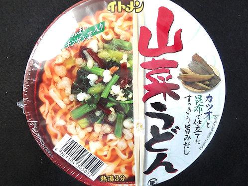 山菜うどん