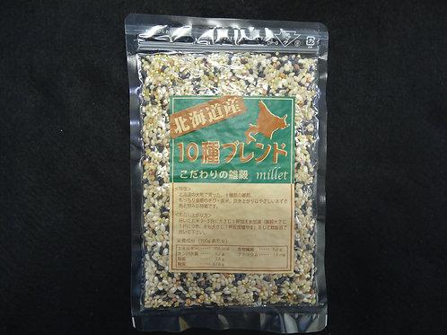 北海道産 10種ブレンド こだわりの雑穀