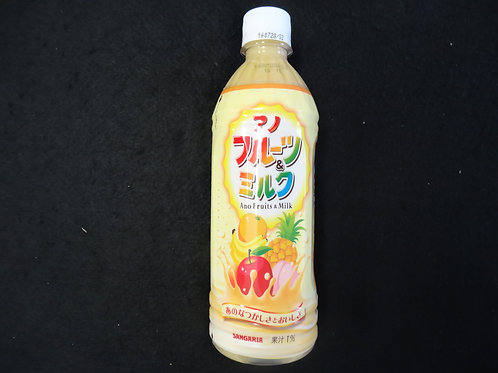 フルーツミルク