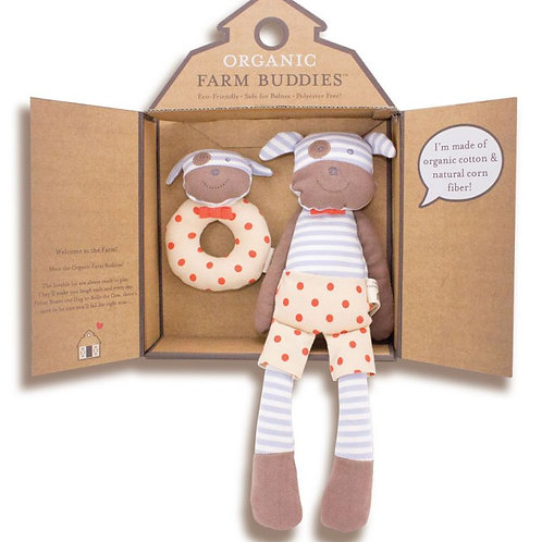 Organic Farm Gift Set - 5 Characters Available