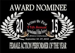 ACTION ON FILM 2015 IMPROVISE FILMS