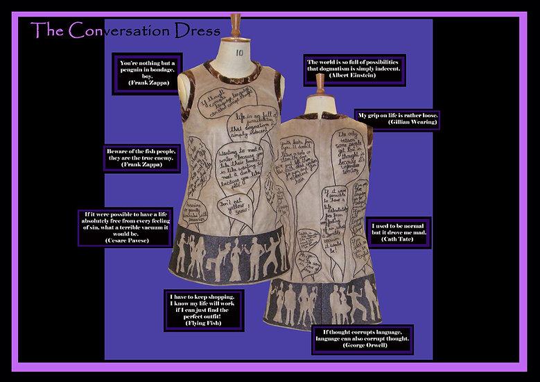 Conversation Dress