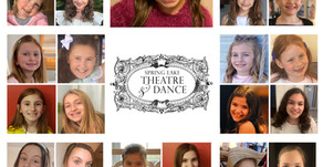Online Talentshow at the Spring Lake Theatre & Dance