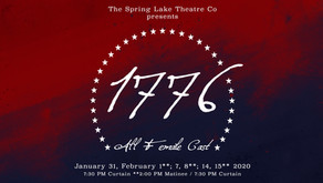 Cast of 1776 (All Female Cast)