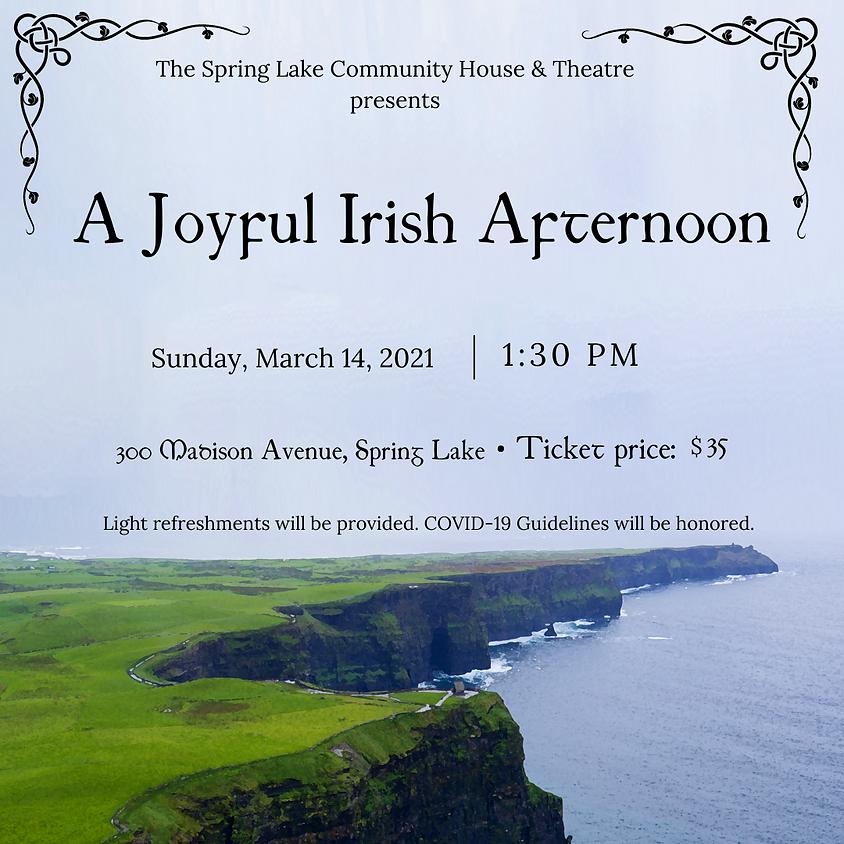 A Joyful Irish Afternoon