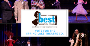"""Vote for the Spring Lake Theatre Company in the Asbury Park Press """"Best of the Best"""""""