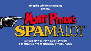 The Spring Lake Theatre Co. presents the Cast of Spamalot!