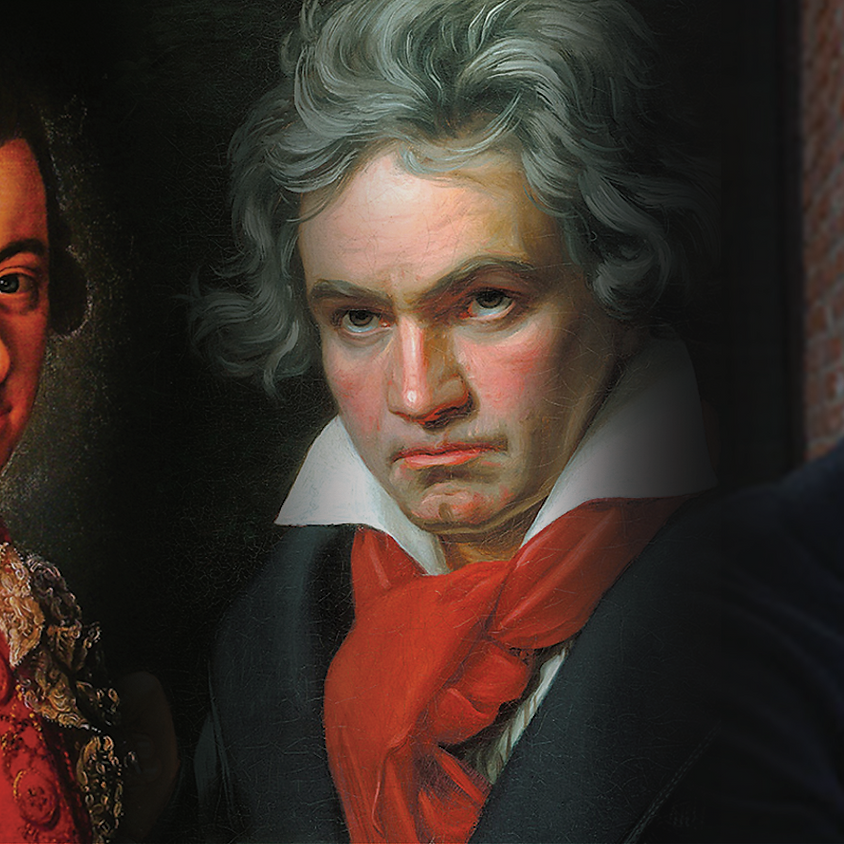Mozart, Beethoven & More (Garden State Philharmonic)