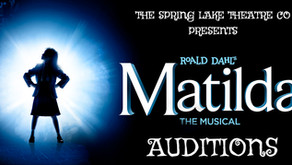 Auditions - Matilda The Musical