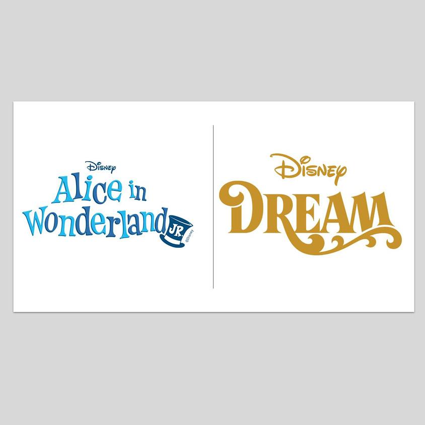 Summer Workshop: Alice in Wonderland/Disney Dream